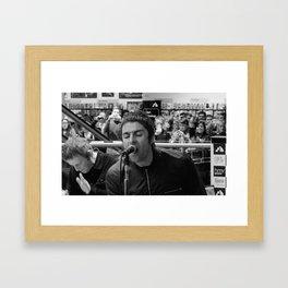 Beady Eye # 2 (Limited Edition) Framed Art Print