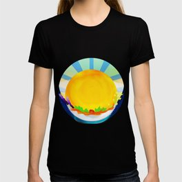 Wheel Series : Summer Solstice Medallion T-shirt