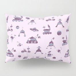 Space Cadet Pattern Pillow Sham