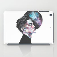 howl iPad Cases featuring Howl by stefanoaltamura