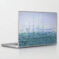 marina Laptop & iPad Skins featuring Marina by Katie Duker