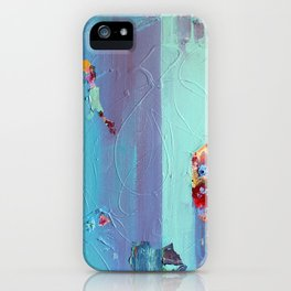 High Refuge by Nadia J Art iPhone Case