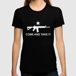 Come Take It T-shirt