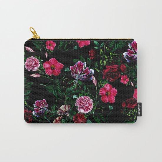 Botanical Garden VIII Carry-All Pouch
