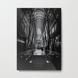 Allen Lambert Galleria Toronto Canada No 1 Metal Print