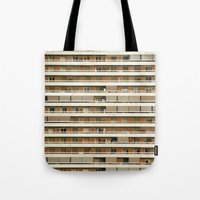 apollo Tote Bags featuring Apollo by Parissis
