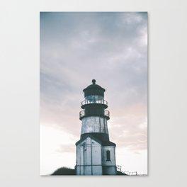 Washington Lighthouse Canvas Print
