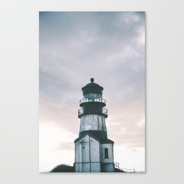 Washington Lighthouse Canvas Print