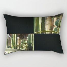 Cactus Garden Blank Q2F0 Rectangular Pillow