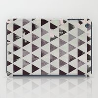 triangles iPad Cases featuring triangles. by Georgiana Paraschiv