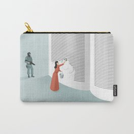 Banned From Literacy Carry-All Pouch