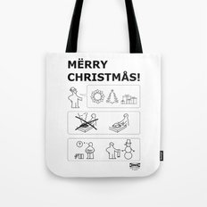 How To Have A Merry Christmas Tote Bag
