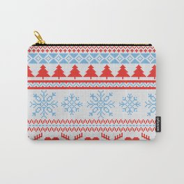 Ugly Christmas Design Carry-All Pouch