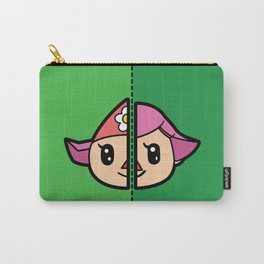 Old & New Animal Crossing Villager Female Carry-All Pouch