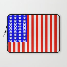 American Flag Laptop Sleeve