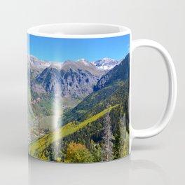 Telluride Colorado Coffee Mug