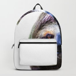 sexy hair sloth Backpack