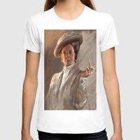 downton abbey T-shirts featuring Downton FU by Wanker & Wanker
