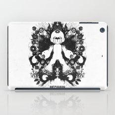 Megaman Geek Ink Blot Test iPad Case
