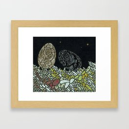 soothsayers & lovers Framed Art Print