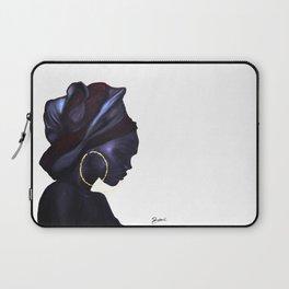 Purple Hues Laptop Sleeve