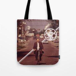 Ride! Tote Bag