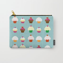 Cupcakes Carry-All Pouch
