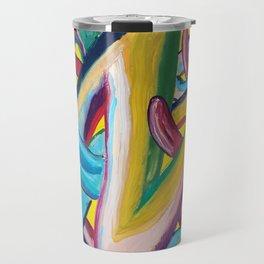 Formas en el espacio 5 Travel Mug