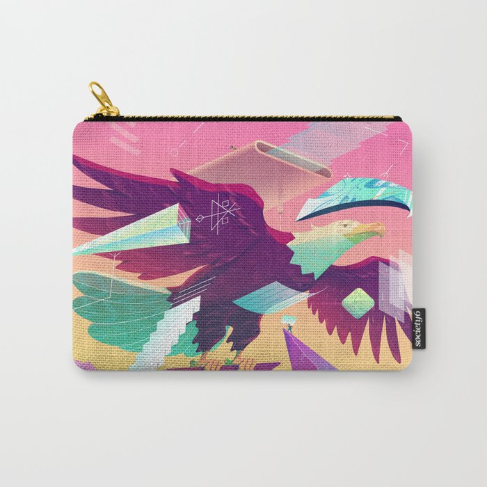 MURICUH Carry-All Pouch