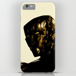 Man of Iron iPhone Case