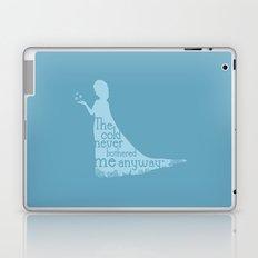 Elsa (Frozen) Laptop & iPad Skin