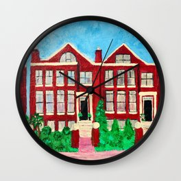 Sweet Home Chicago Wall Clock