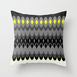 Hombre Ovals Throw Pillow