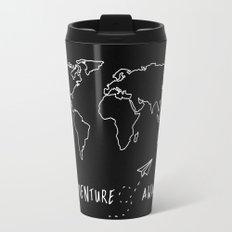 Adventure Map Travel Mug
