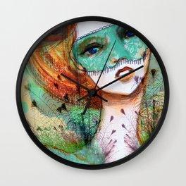 Vanity Verde Wall Clock
