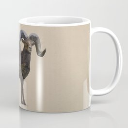 The Rocky Mountain Bighorn Sheep Coffee Mug