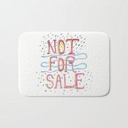 Not For Sale Bath Mat