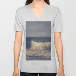 A Perfect Wave Unisex V-Neck