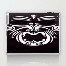Tribal Mask Laptop & iPad Skin