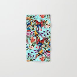 Floral and Birds XI Hand & Bath Towel