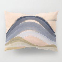 Minimal montains Pillow Sham