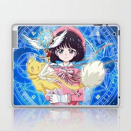 Card Captor Hotaru Laptop & iPad Skin