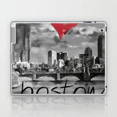 I love Boston Laptop & iPad Skin