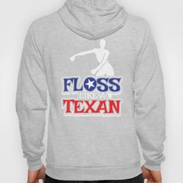 Floss Like a Texan Boss Gift for School Kids, Youth for School, Dance or Party Hoody