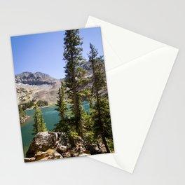 Beautiful Lake Agnes Colorado Stationery Cards