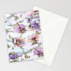 FLOWER PATTERN11 Stationery Cards
