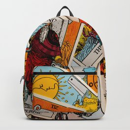 Magic of the Tarot Backpack