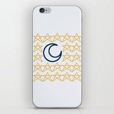 [ STAR | MOON ] - Magic collection - Midnight iPhone & iPod Skin