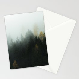 Morning Forrest Stationery Cards