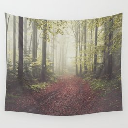 #autumn Wall Tapestry
